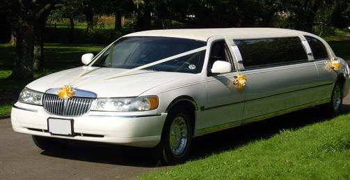 Wedding Limousine Bluerental - BLUERENTAL AUTONOLEGGIO